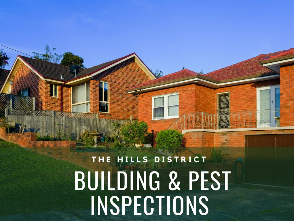 The Hills district Building And Pest Inspection