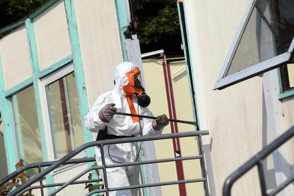 asbestos removal inspections
