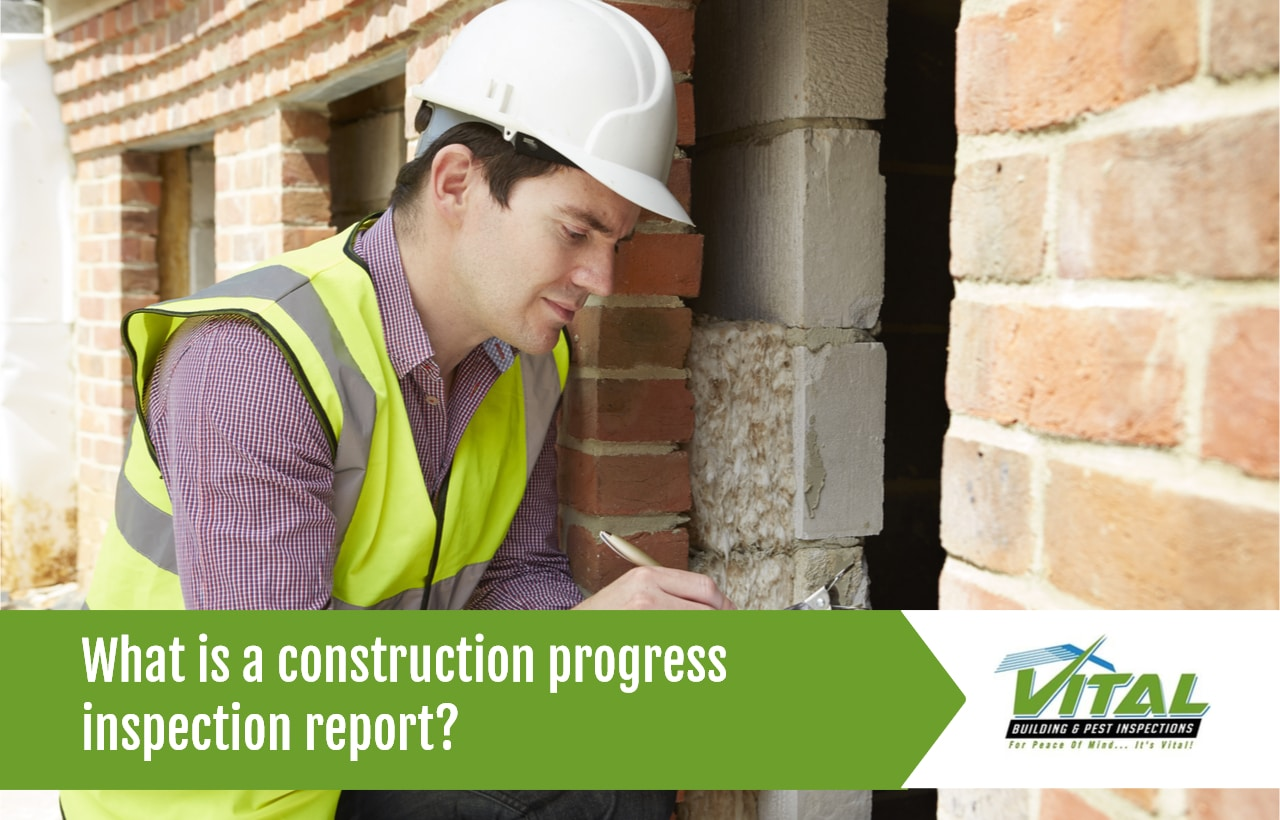 Inspection Report - Vital Building and Pest Inspections