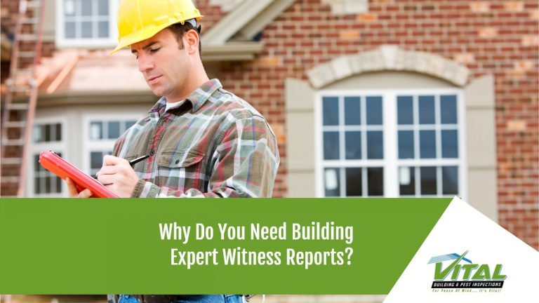 Why Do You Need Building Expert Witness Reports