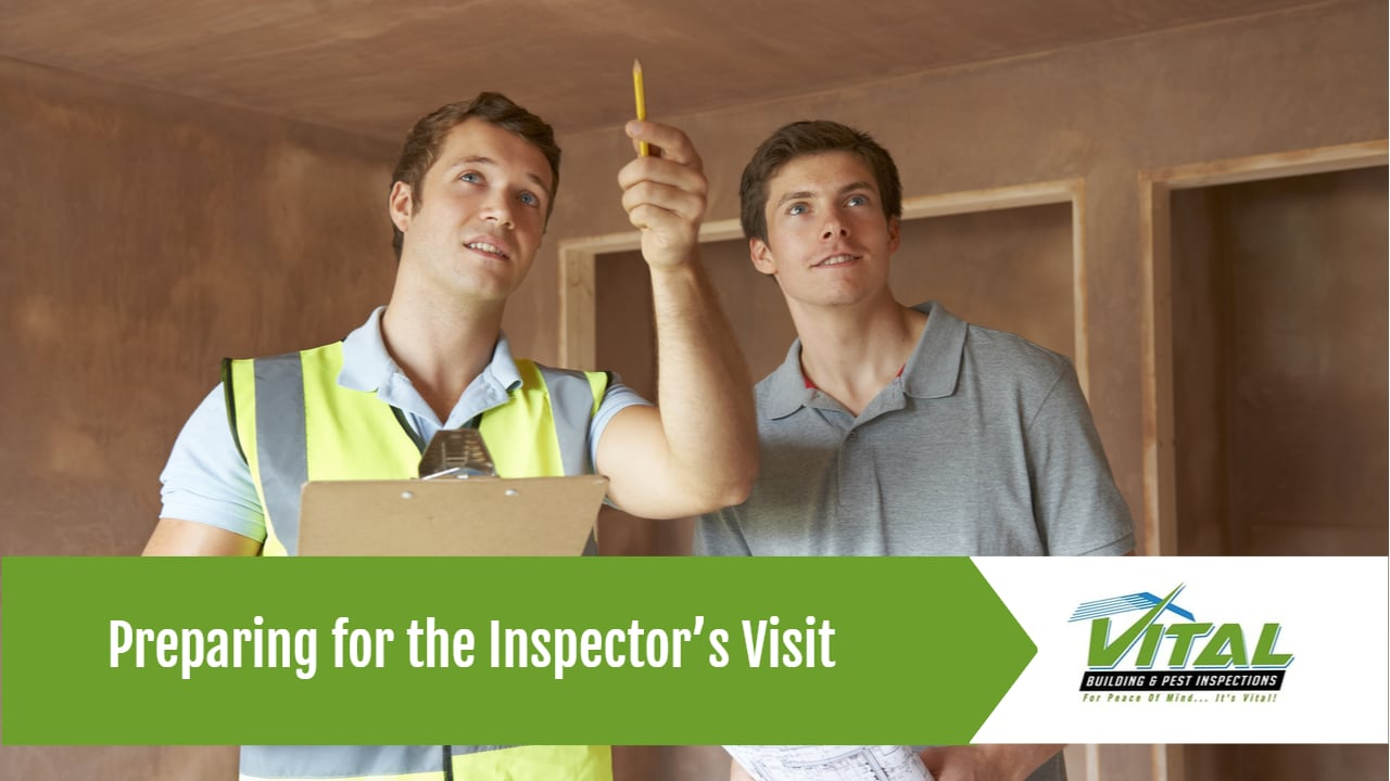 Home Inspection - Vital Building and Pest Inspections