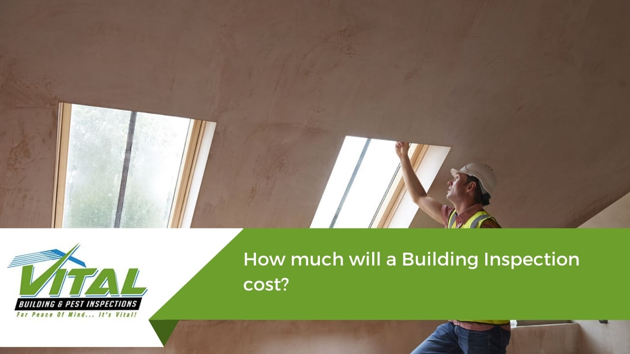 How much will a Building Inspection cost