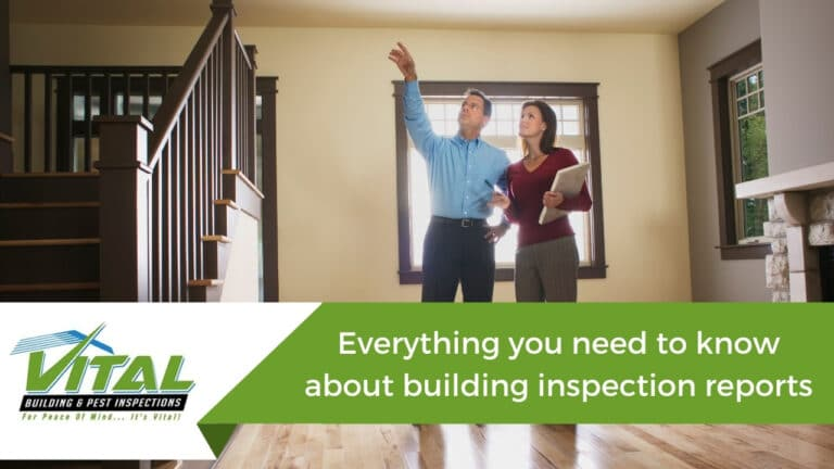 Everything you need to know about building inspection reports