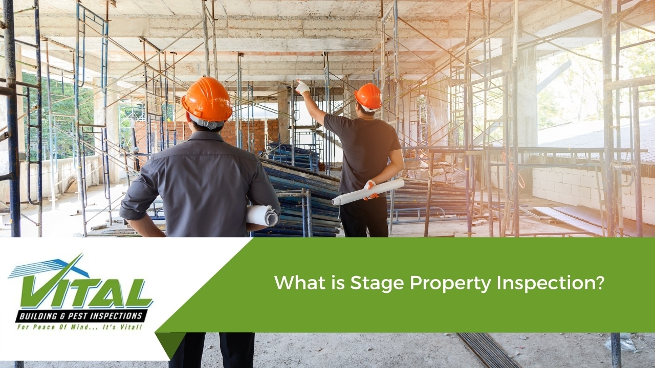 What is Stage Property Inspection?