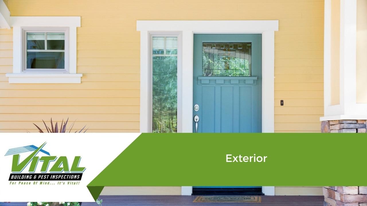 Rental Inspection - Exterior