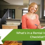 What's in a Rental Inspection Checklist?
