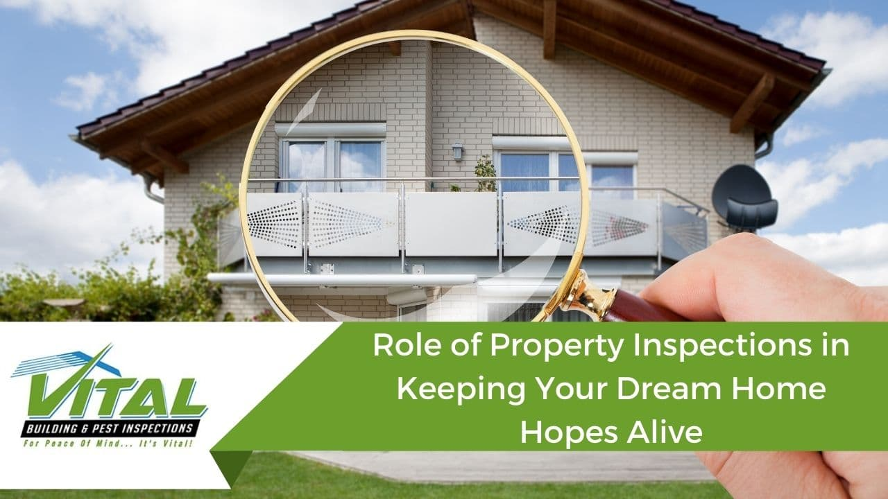 Role of Property Inspections in Keeping Your Dream Home Hopes Alive