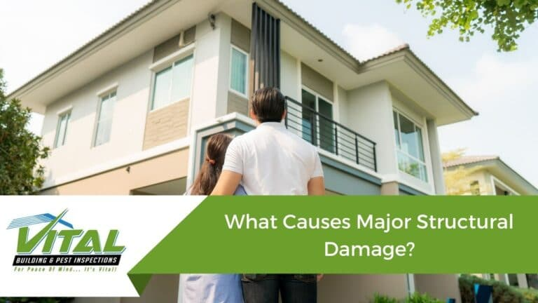 What Causes Major Structural Damage?